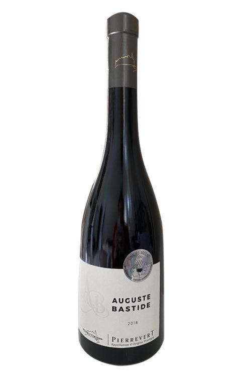 Vin rouge Auguste Bastide Petra viridis