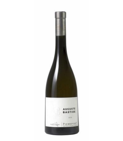 Vin blanc Auguste Bastide petra viridis
