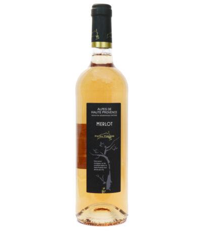 Vin rosé Merlot Petra Viridis