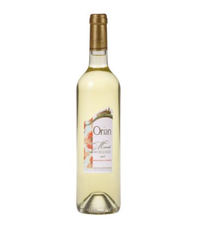 Vin blanc Orian petra viridis