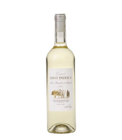 Vin blanc Saint Patrice petra viridis