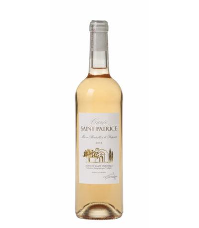 Vin rosé Saint Patrice Petra viridis