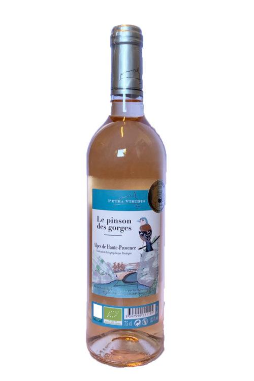 vin rosé pinson petra viridis