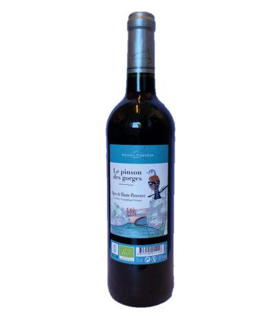 vin rouge pinson petra viridis